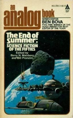 The End Of Summer Science Fiction of the Fifties-small