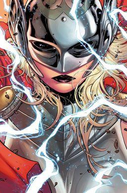 Thor Volume 1 Goddess of Thunder-small