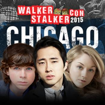 Walker Stalker Con Chicago