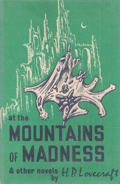 At the Mountains of Madness Arkham House Lee Brown Coye 1964-small