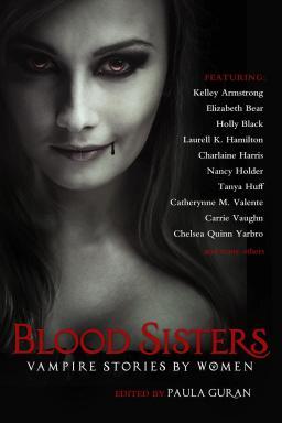 Blood Sisters Paula Guran-small