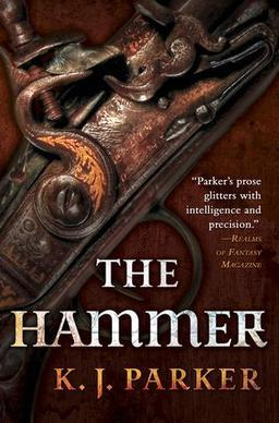 The Hammer K J Parker-small