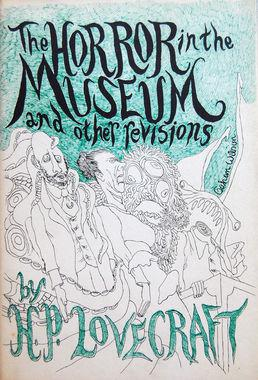 The Horror in the Museum and Other Revisions 1970-small