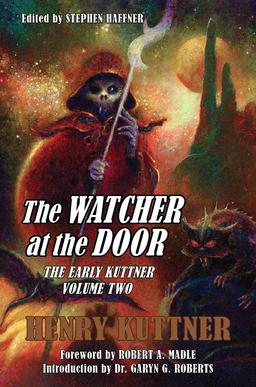 The Watcher at the Door-small