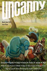 Uncanny Issue 3-rack
