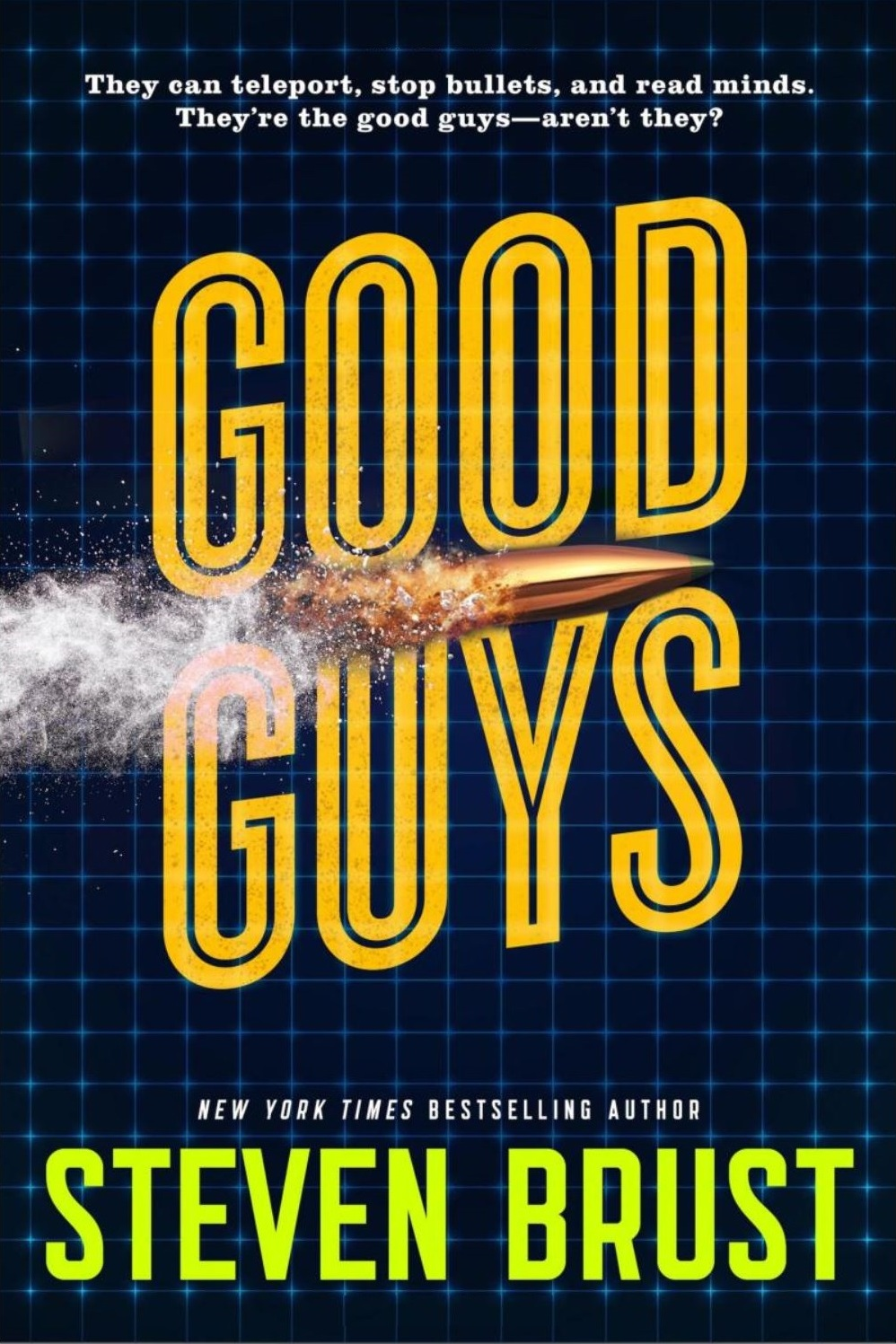 Good Guys - Steven Brust