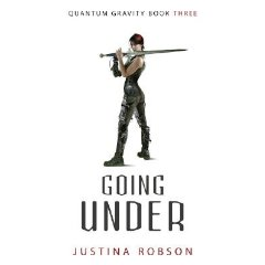 Going Under by Justina Robson