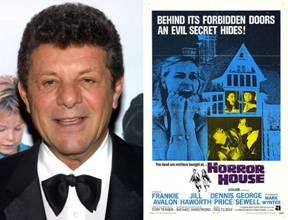 Frankie Avalon in Horror House (1969)