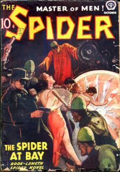 spider-at-bay