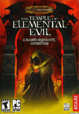Computer version of The Temple of Elemental Evil
