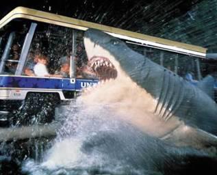 "Universal Studios ""Jaws"" ride"