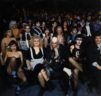 Typical Rocky Horror Audience