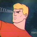 Aquaman launches blood-soaked campaign of vengeance.