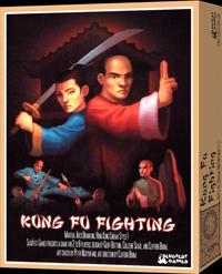 Kung Fu Fighting game