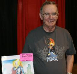 Gary Friedrich, creator of Ghost Rider