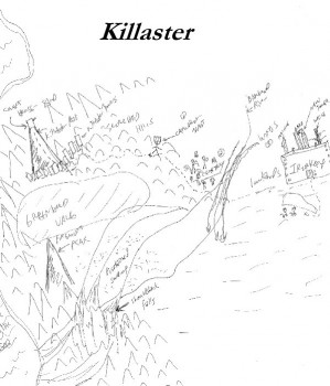 "Killaster, setting for ""Devil on the Wind"""