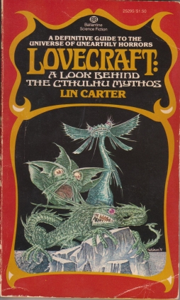 Carter on Lovecraft