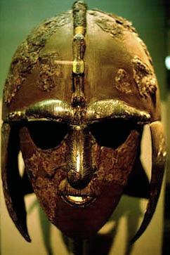 Anglo-Saxon helmet