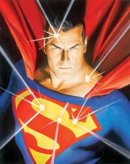 Alex Ross' Superman