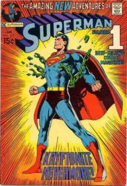 A Superman cover