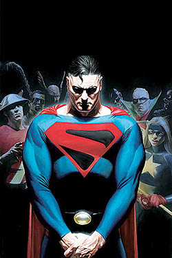 Superman, feeling down