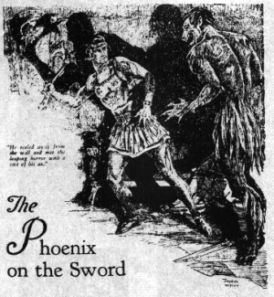 The Phoenix on the Sword