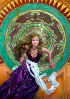 The Thirteenth House (art by Donato Giancola)