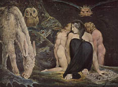 Hekate of the Crossroads (William Blake)