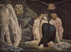 Hekate of the Crossroads (William Blake)