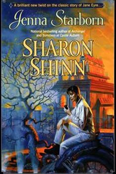 http://www.amazon.com/Jenna-Starborn-Sharon-Shinn/dp/044100900X/ref=sr_1_1?ie=UTF8&s=books&qid=1297134237&sr=1-1