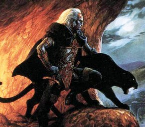 Jeff Easley defines 'character' in the silver Drow