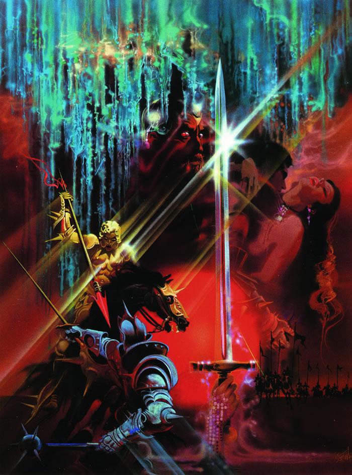 excalibur-original-poster-art