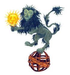 "Art by Ilene Winn-Lederer (one of the ""Angels of Witches"")"