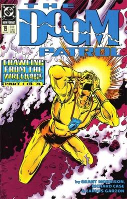 Doom Patrol 19