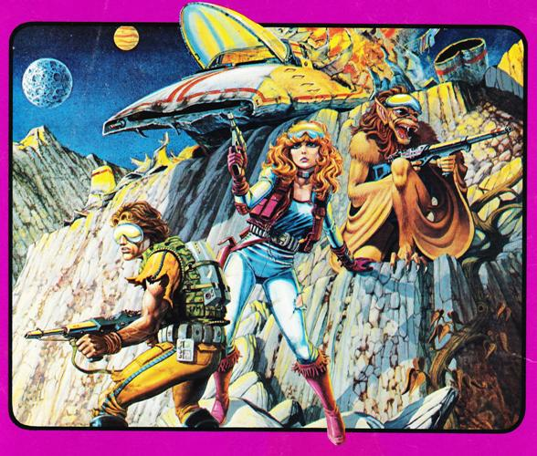 Black Gate » Articles » Art of the Genre: Star Frontiers