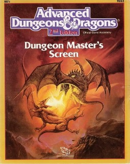 The 2E Screen gave us dragons, but not the story
