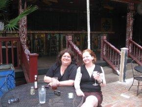 Victoria and Lorelei
