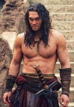 Jason Momoa as Conan