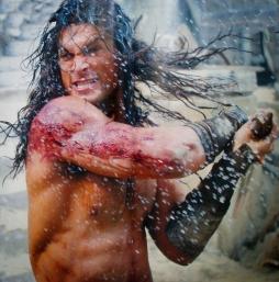 Conan in action