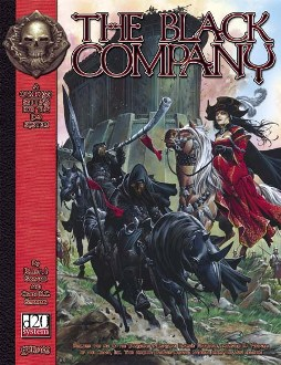 Reynolds pulls a Lady in Red on the RPG cover