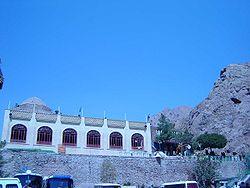 Shrine of Bibi Shahrbanu outside Tehran
