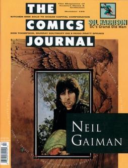 The Comics Journal #169