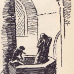 "illustration from ""Green Tea"" by Edward Ardizzone, 1872"
