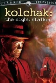 Kolchak: The Night Stalker on DVD
