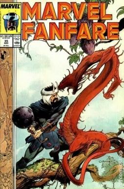 Marvel Fanfare 35
