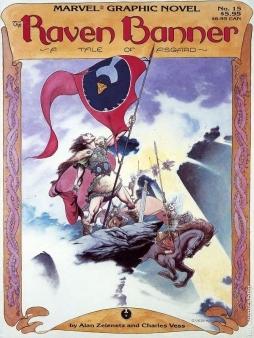 The Raven Banner
