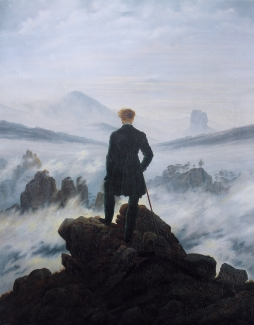 Caspar Friedrich: Wanderer Above the Sea of Fog