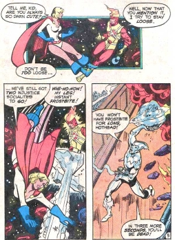From Justice League of America 184
