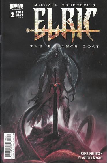 "ELRIC: THE BALANCE LOST is living proof that you definitely can't judge a book by its cover, no matter how awesome that cover looks. Why all the sword-and-sorcery covers for a book that is NOT sword-and-sorcery? Why call it ELRIC when it's not really about Elric? The only answer I can come up with is ""Marketing, silly."""