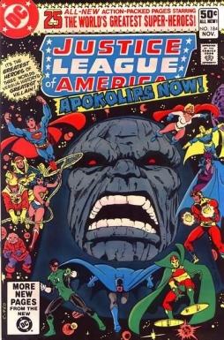Justice League of America 184